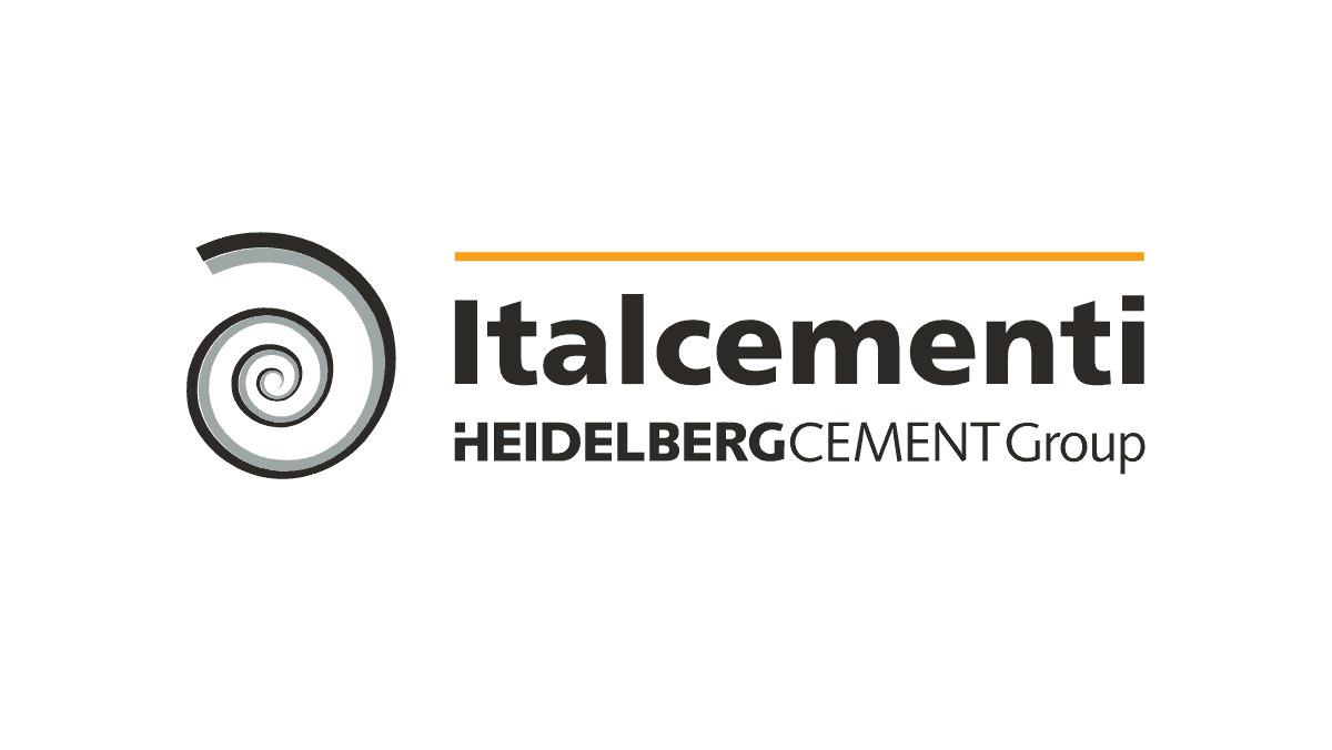 Italcementi logo
